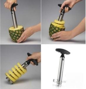 削菠萝神器